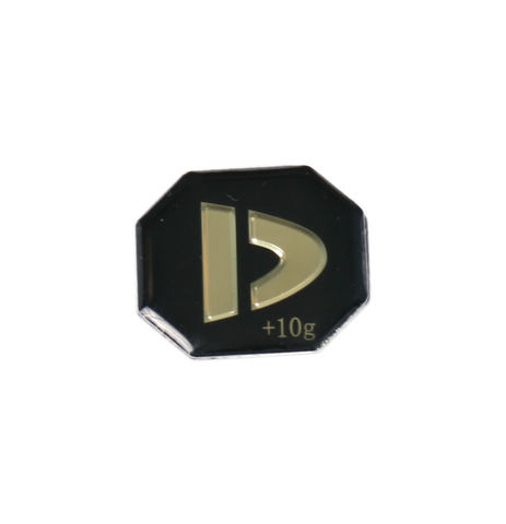 10g Butt Cap Weight