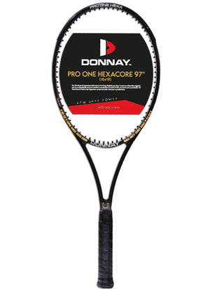 Pro One 97 Donnay Tennis Racquet
