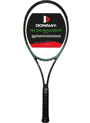 Pro one 97 18x20 racquets