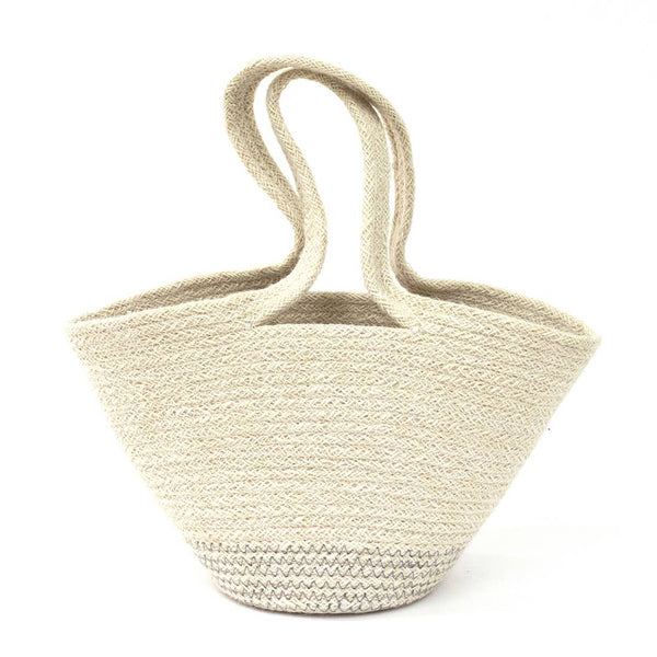 Fair Trade Sustainably Handwoven Eco-friendly Jute Bag