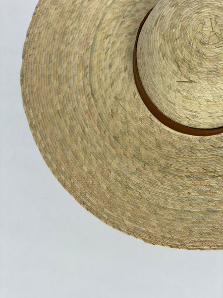 Sayulita Wide Brim Straw Hat