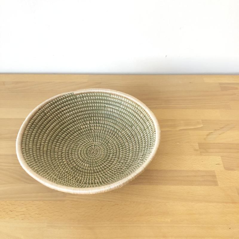Kigoma Large Sisal Bowl