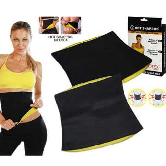 Hot Shapers Lose Weight  Slimming & Fitness  Belt - Buy One Get One Free