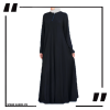 Buy zam-zam Abaya Airline Maxi with Front Platelets