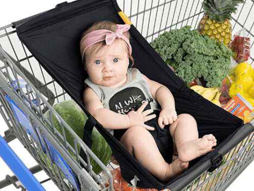 BABY Shopping Cart Hammock - Babies Hunt