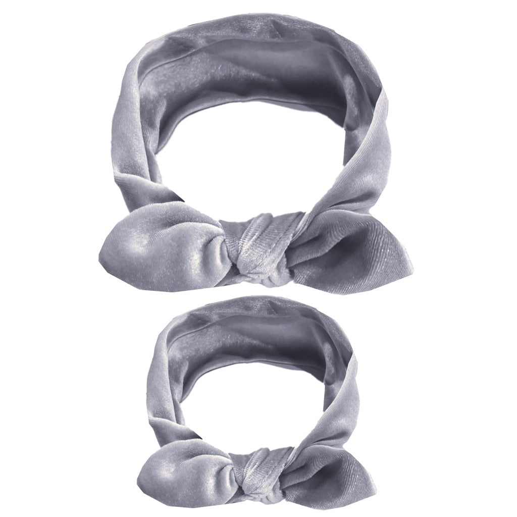 Mommy and Baby Headband - Babies Hunt