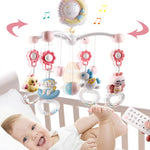 Baby Rattles Crib Toy Holder - Babies Hunt