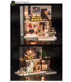 Big Doll Wooden Doll Houses - Babies Hunt