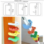 BABY SAFETY DOOR STOPPER - Babies Hunt
