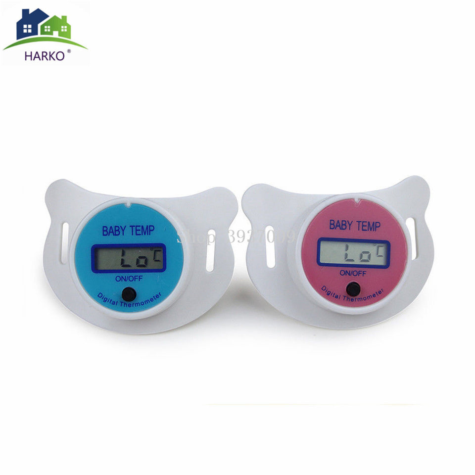 BABY PACIFIER THERMOMETER - Babies Hunt