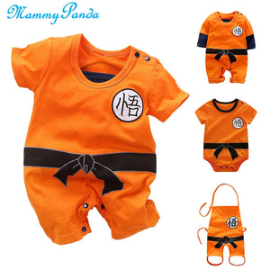 Dragon Ball Baby Costumes - Babies Hunt