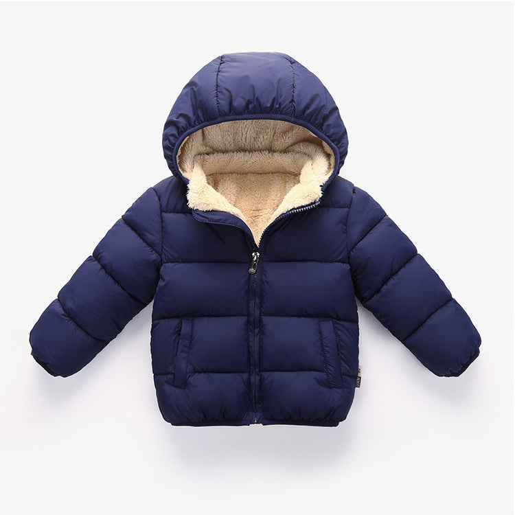 Baby Winter Thicken Jackets - Babies Hunt