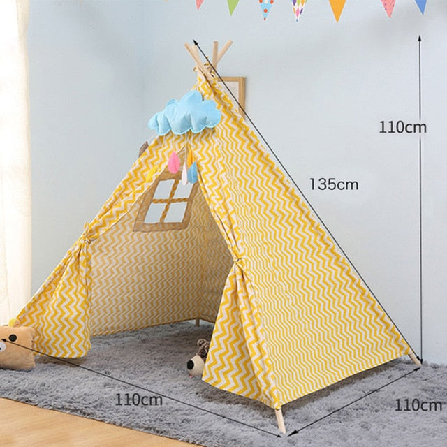 Portable Children's Tent Toy - Babies Hunt
