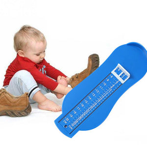 BABY FOOT MEASURE GAUGE DEVICE - Babies Hunt