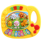 Baby Musical Educational Piano - Babies Hunt