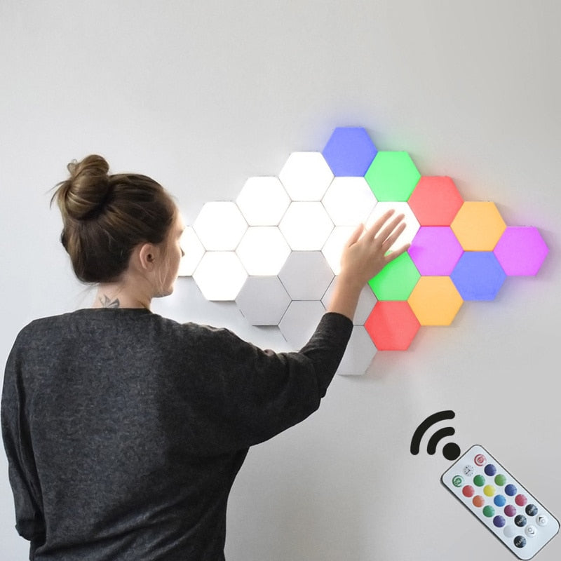 LED Magnetic Wall Light - Babies Hunt
