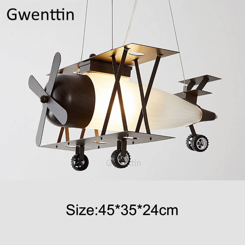 Modern Aircraft chandelier - Babies Hunt