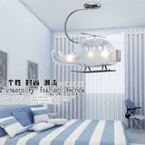 Creative Helicopter ceiling Lamp - Babies Hunt