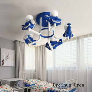 Creative Helicopter Lamp - Babies Hunt