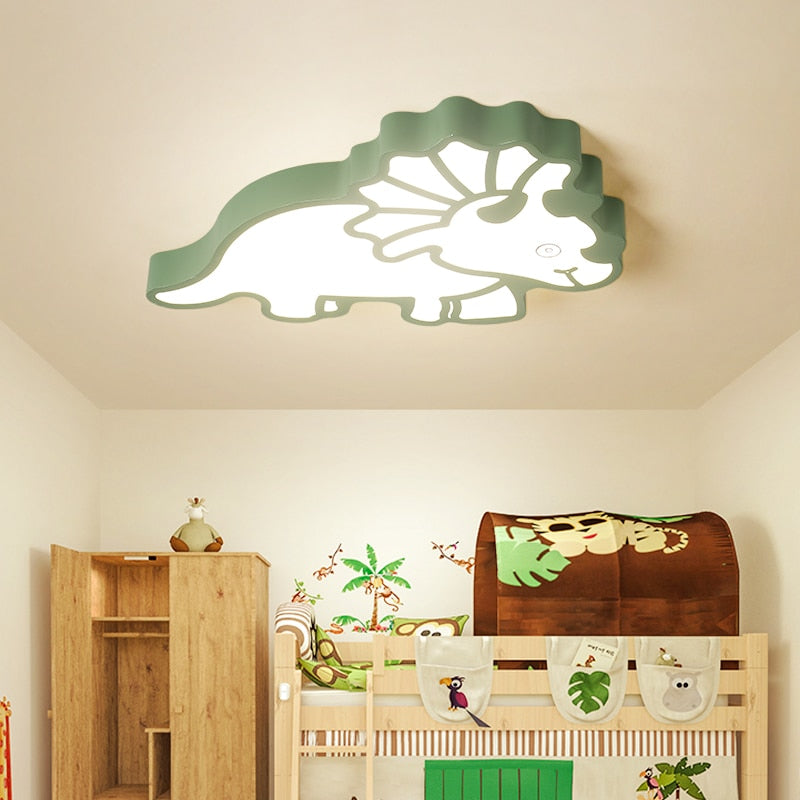 Dinosaur Led Chandelier - Babies Hunt