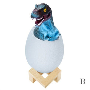 Small Dinosaur Light - Babies Hunt