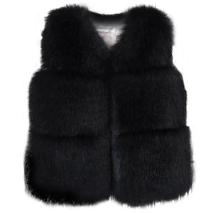NEW Baby Girl Winter Vest Coats - Babies Hunt