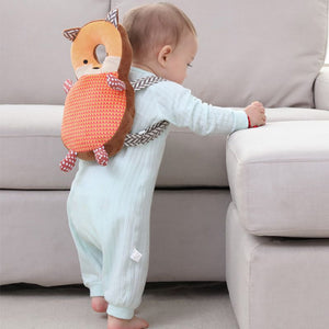 BACKPACK HEAD PROTECTIVE PILLOW - Babies Hunt