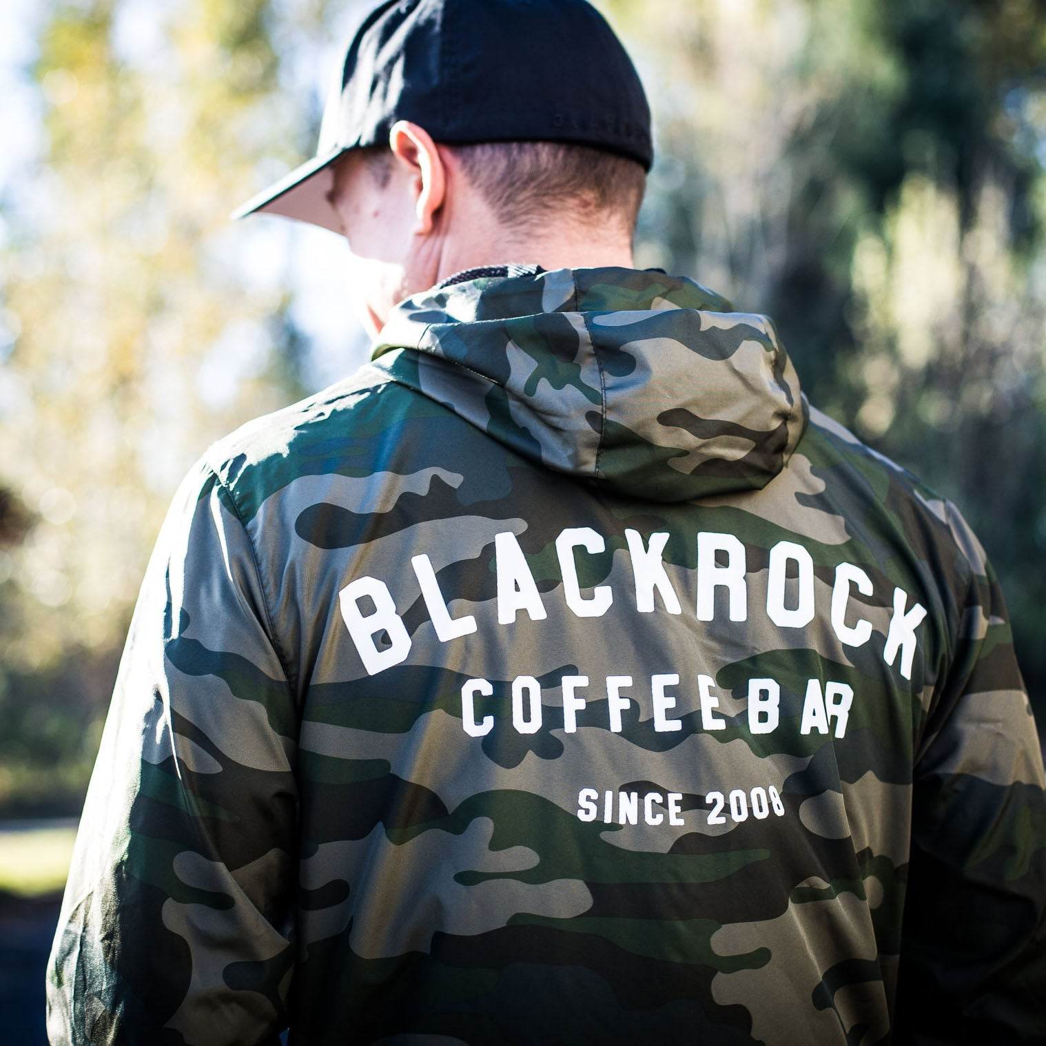 Black Rock Windbreaker