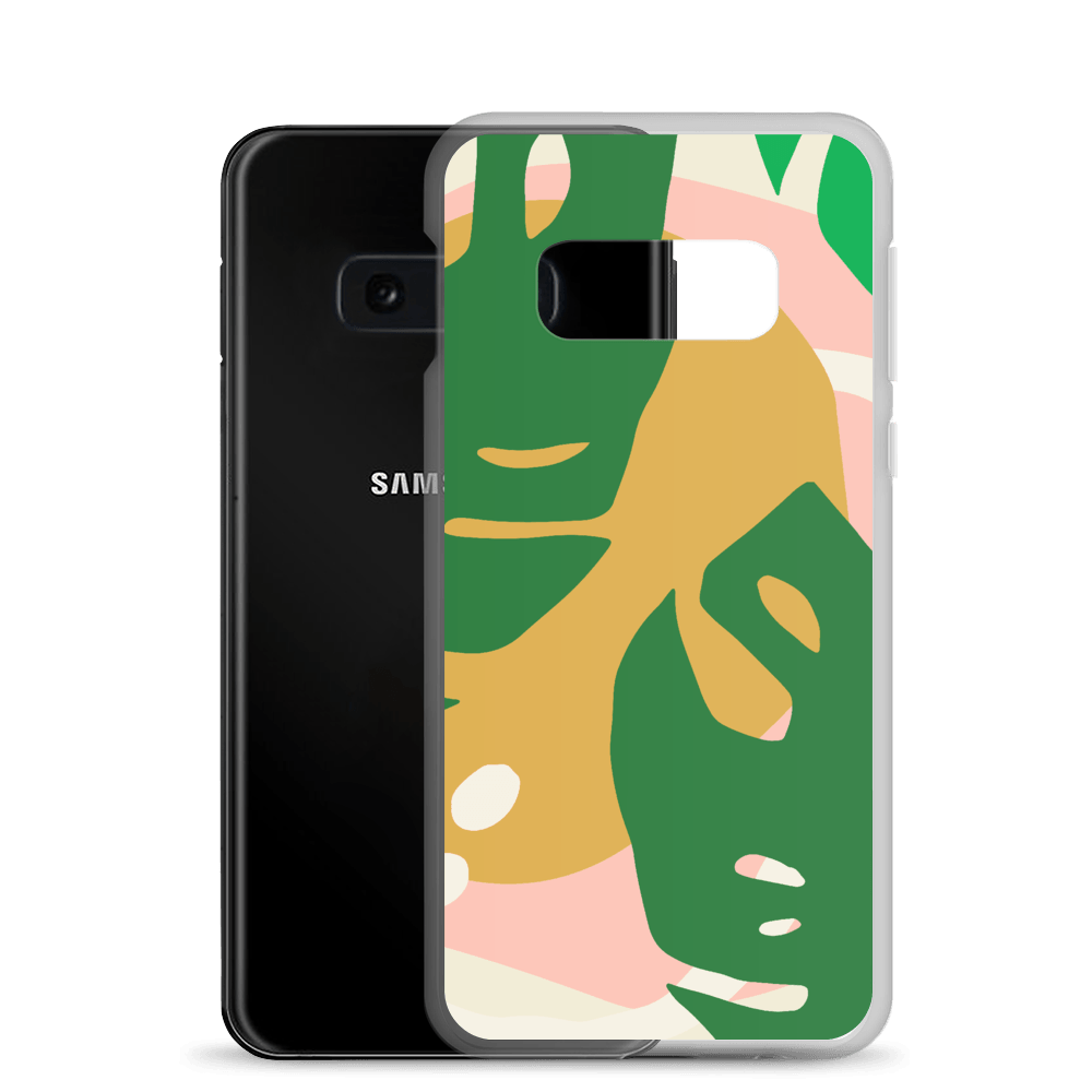 Decal Kings Abstract Jungle Samsung Case