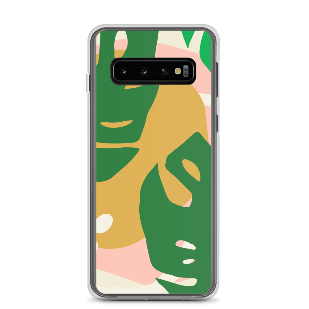 Decal Kings Samsung Galaxy S10 Abstract Jungle Samsung Case