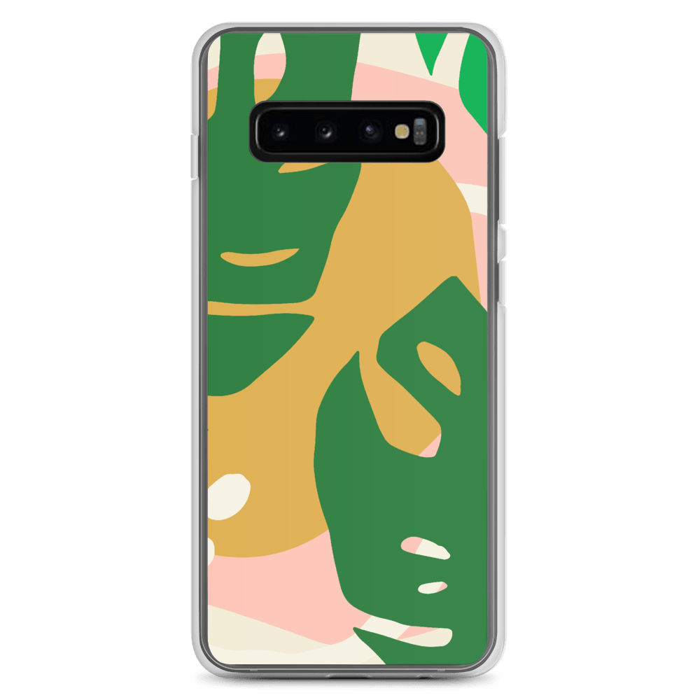 Decal Kings Samsung Galaxy S10+ Abstract Jungle Samsung Case