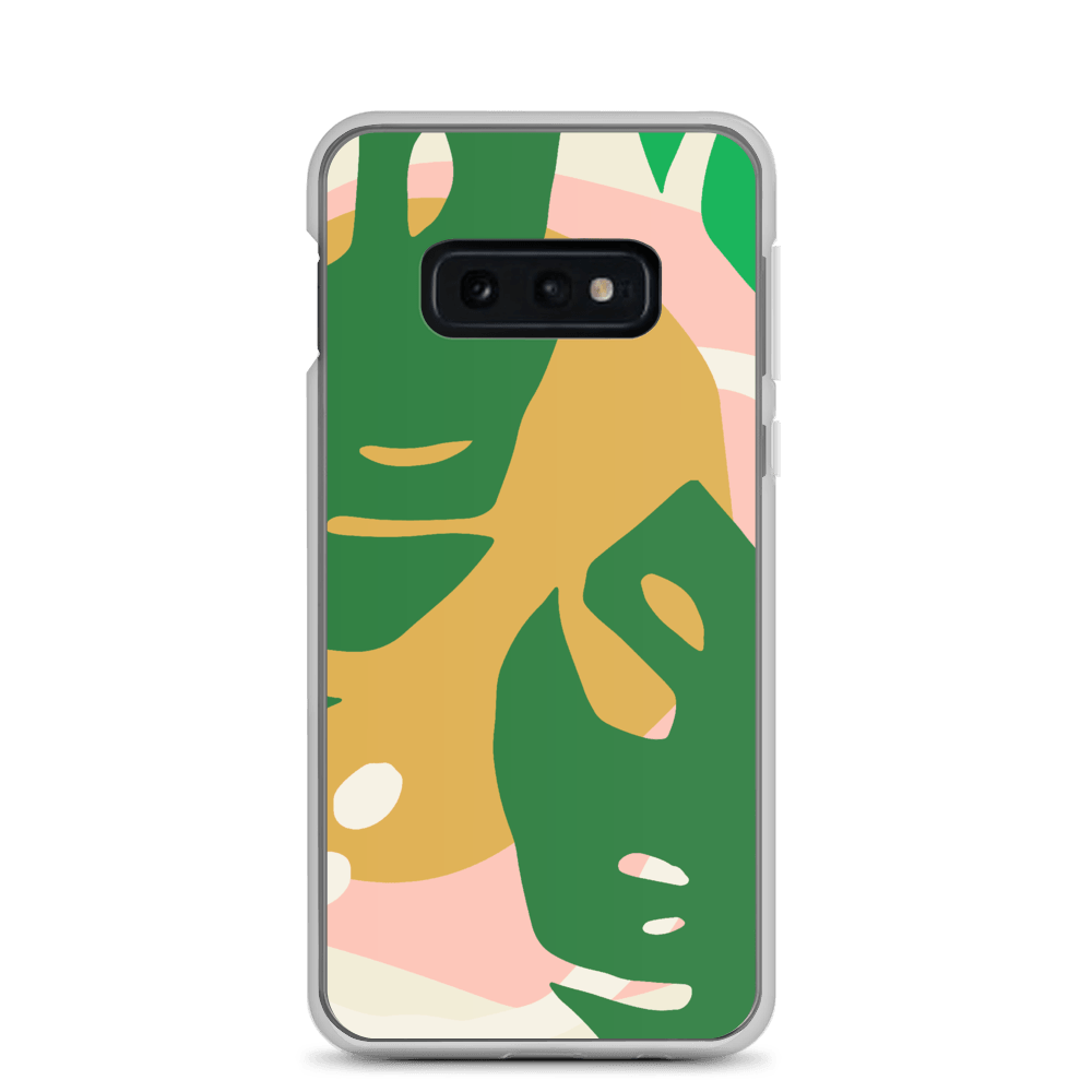 Decal Kings Samsung Galaxy S10e Abstract Jungle Samsung Case