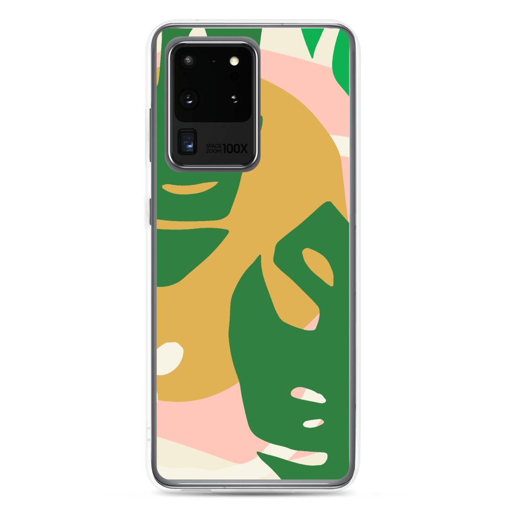 Decal Kings Samsung Galaxy S20 Ultra Abstract Jungle Samsung Case