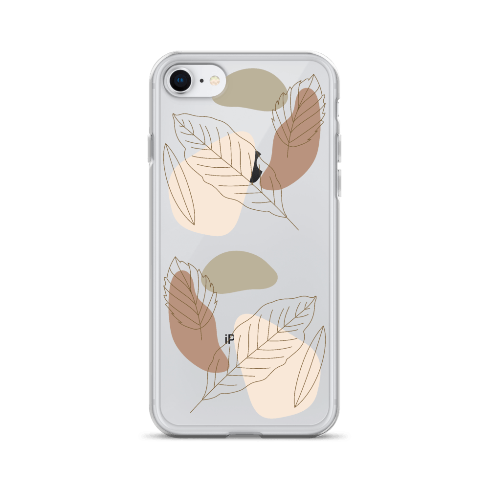 Decal Kings iPhone Case iPhone 7/8 Abstract Leaves iPhone Case