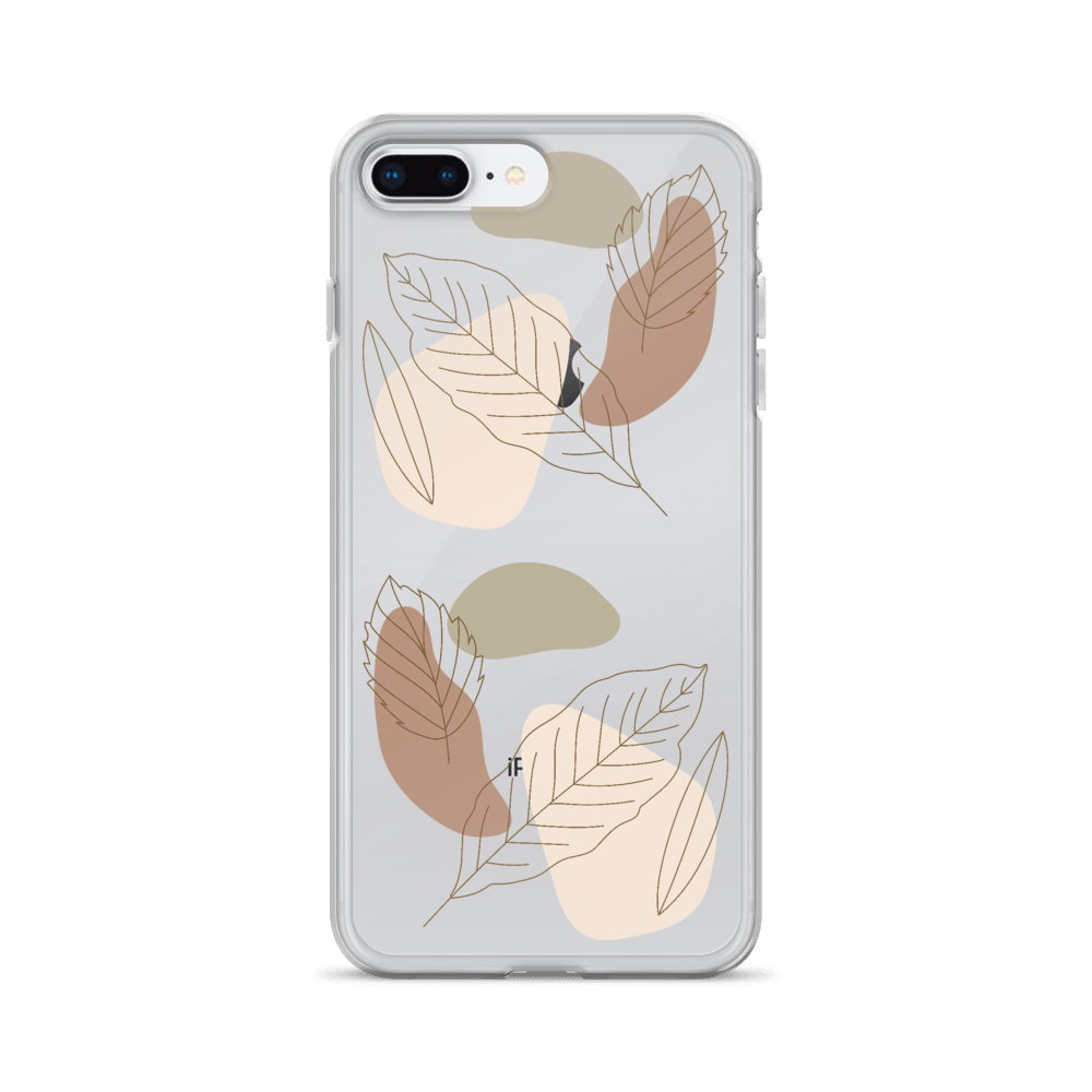 Decal Kings iPhone Case iPhone 7 Plus/8 Plus Abstract Leaves iPhone Case