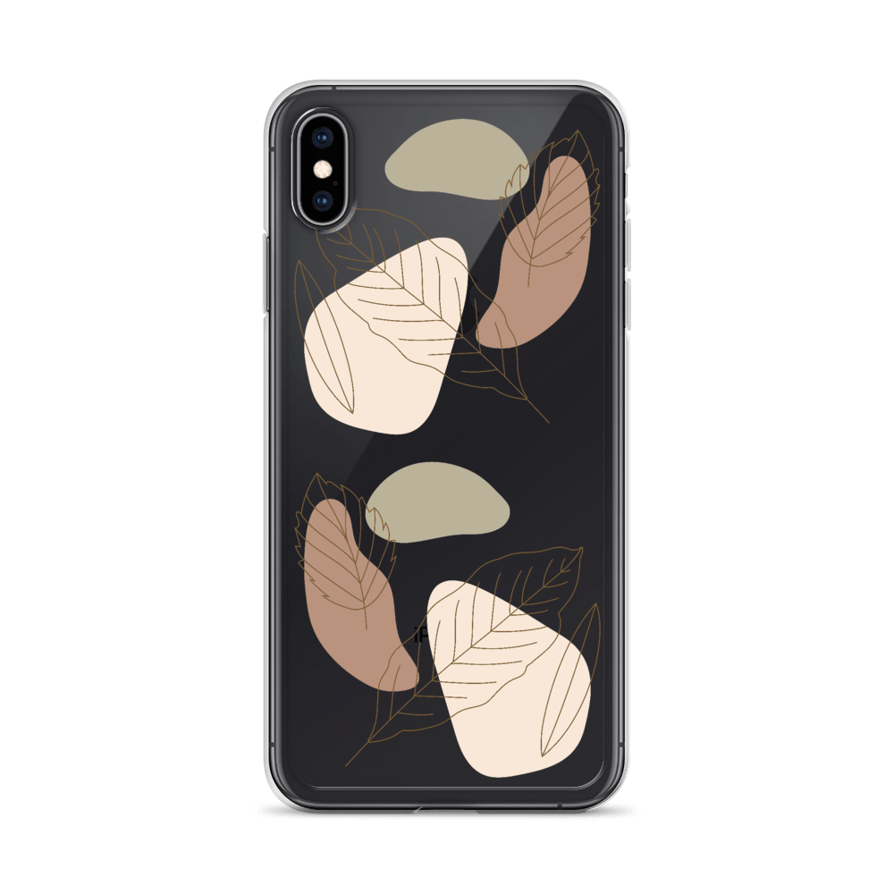Decal Kings iPhone Case iPhone XS Max Abstract Leaves iPhone Case