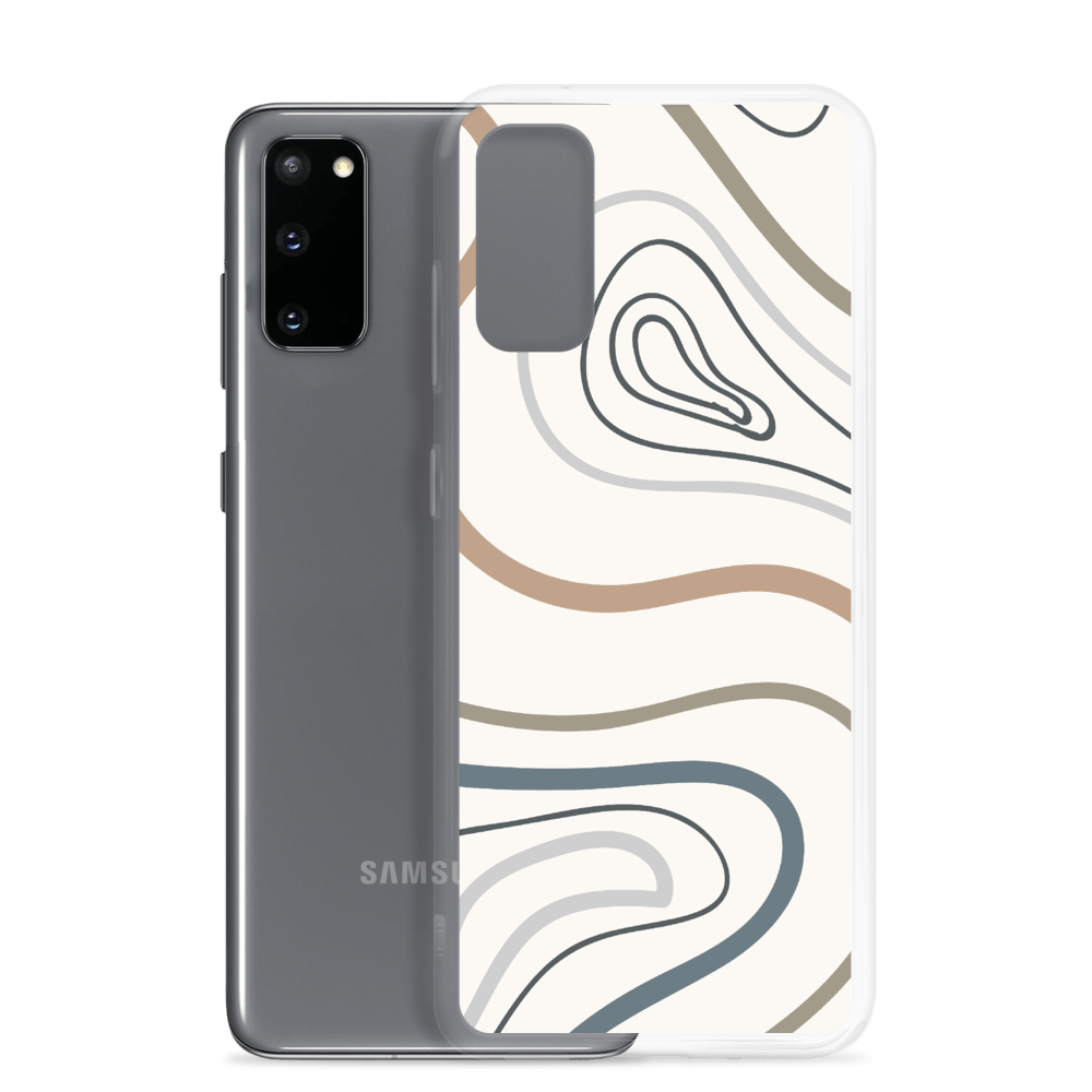 Decal Kings Abstract Lines Samsung Case
