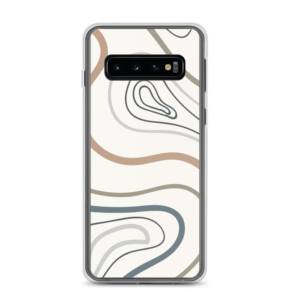 Decal Kings Samsung Galaxy S10 Abstract Lines Samsung Case