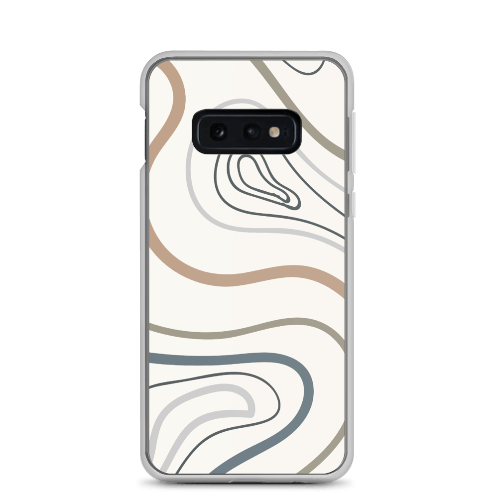 Decal Kings Samsung Galaxy S10e Abstract Lines Samsung Case