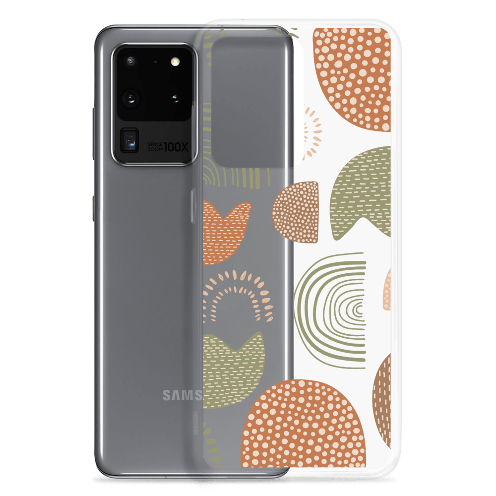 Decal Kings Abstract Tulip Samsung Case
