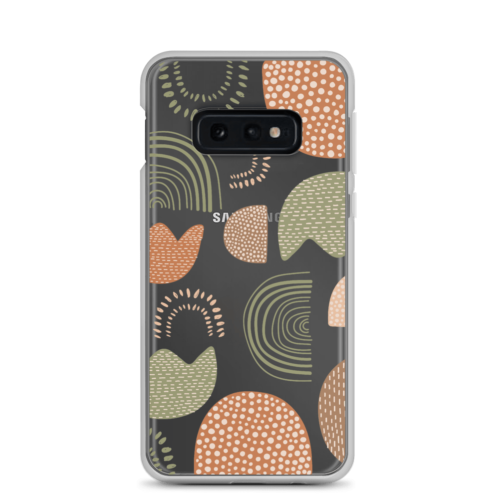 Decal Kings Samsung Galaxy S10e Abstract Tulip Samsung Case