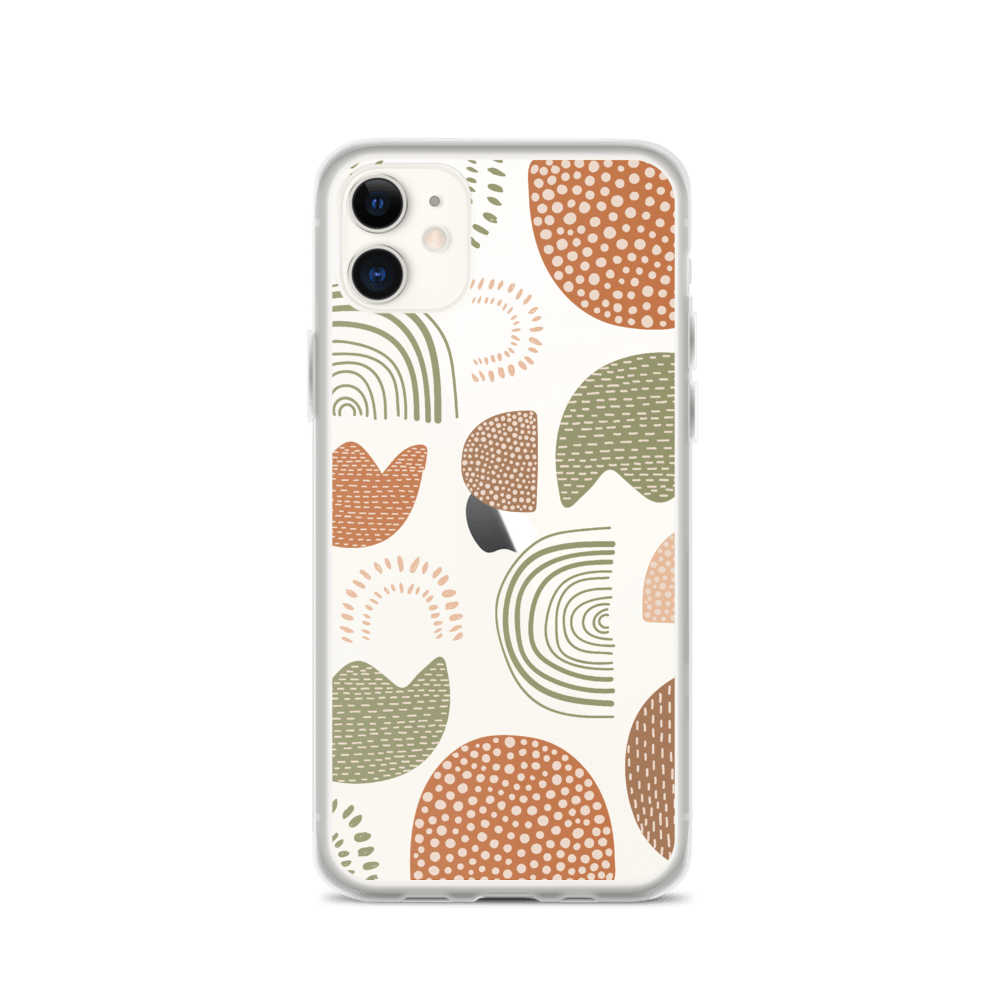 Decal Kings iPhone Case iPhone 11 Abstract Tulips iPhone Case
