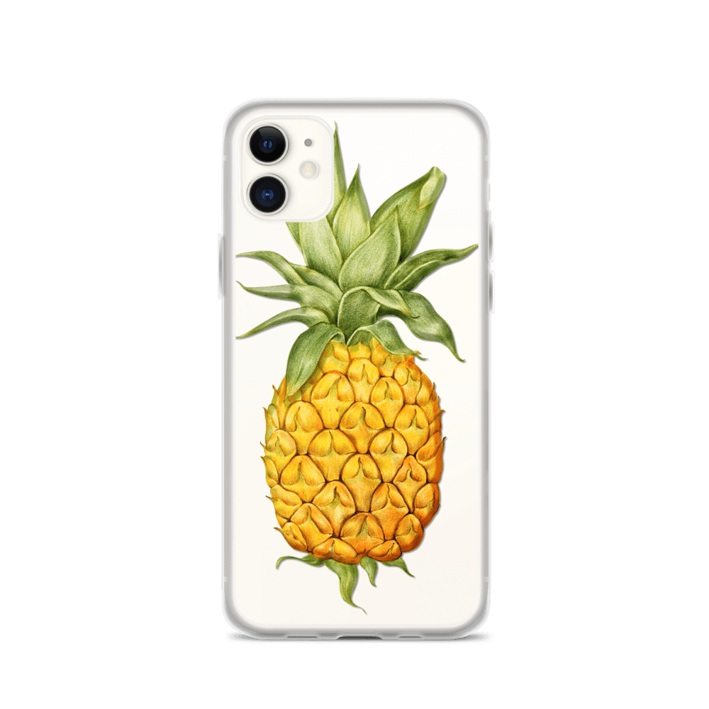 Decal Kings iPhone Case iPhone 11 Big Pineapple iPhone Case