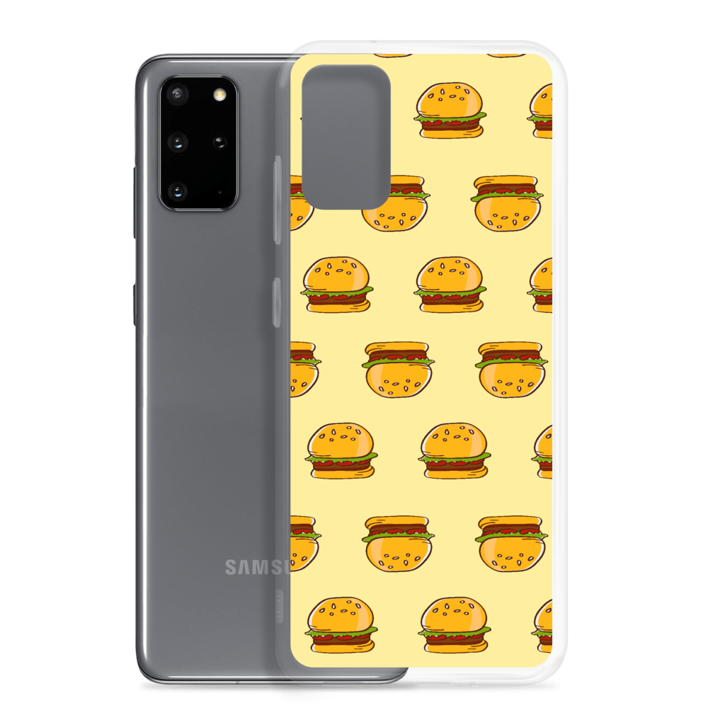 Decal Kings Burger Lovers Samsung Case