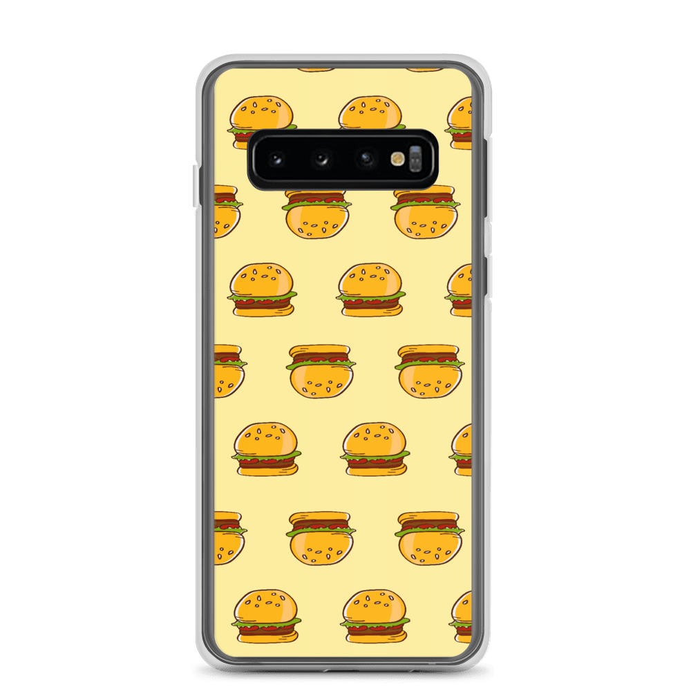 Decal Kings Samsung Galaxy S10 Burger Lovers Samsung Case