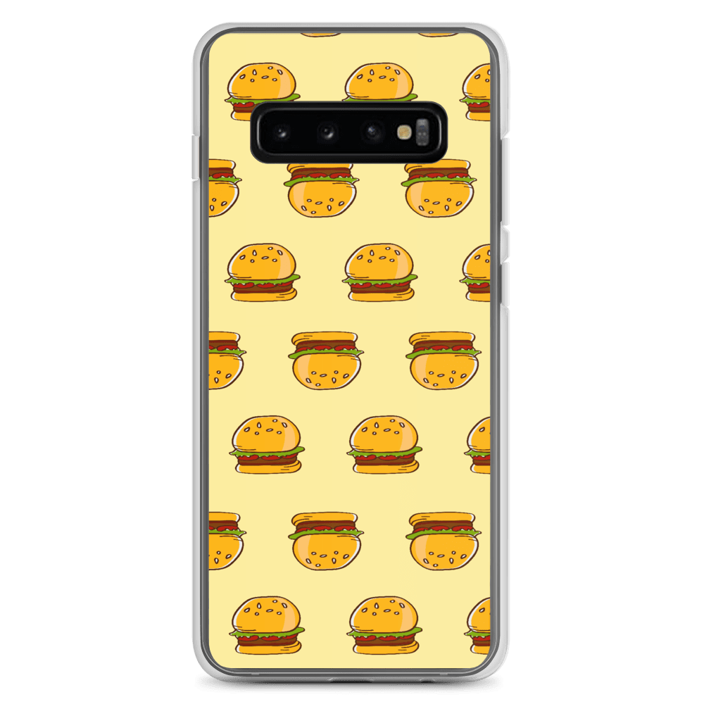 Decal Kings Samsung Galaxy S10+ Burger Lovers Samsung Case