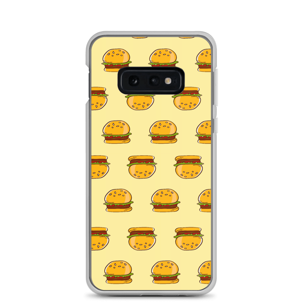 Decal Kings Samsung Galaxy S10e Burger Lovers Samsung Case