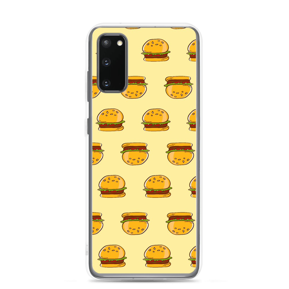 Decal Kings Samsung Galaxy S20 Burger Lovers Samsung Case