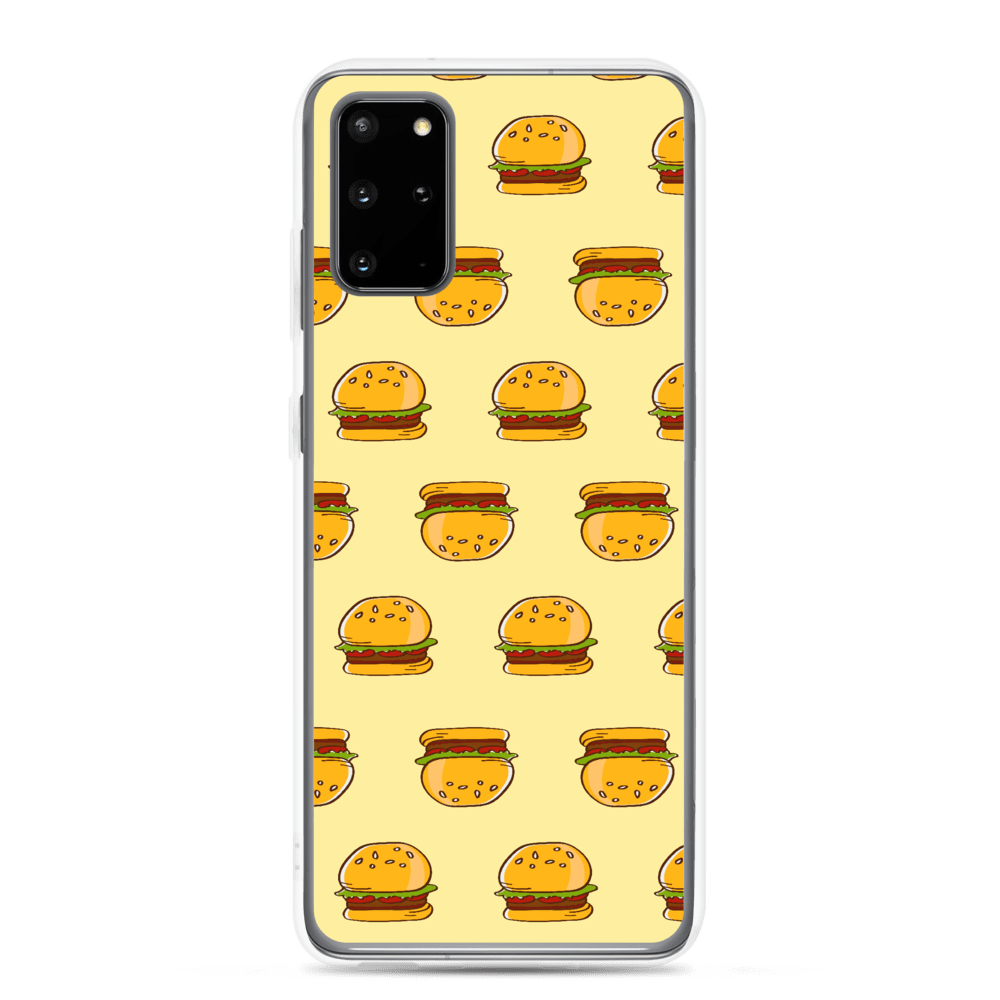 Decal Kings Samsung Galaxy S20 Plus Burger Lovers Samsung Case