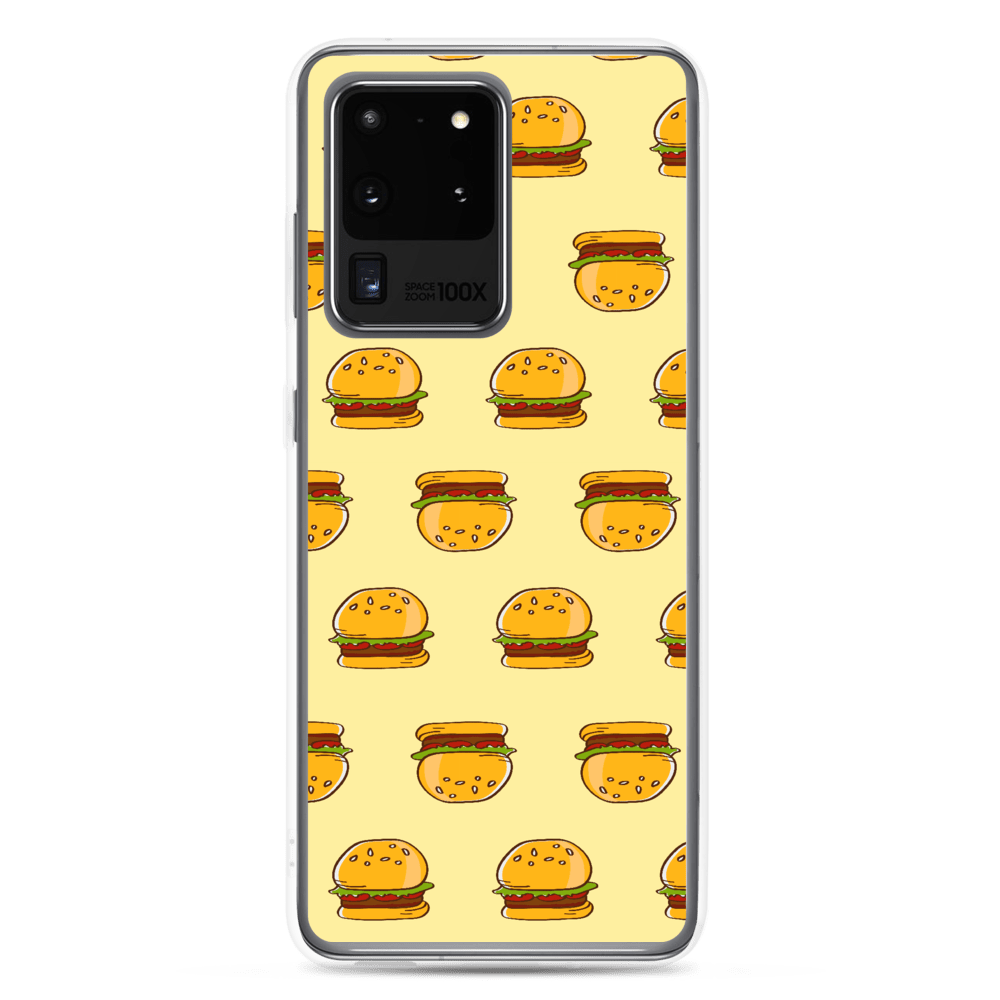 Decal Kings Samsung Galaxy S20 Ultra Burger Lovers Samsung Case